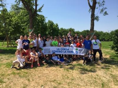 """Terminata la """"Corsa contro la fame"""": un progetto didattico solidale che unisce gli studenti di tutto il mondo"""