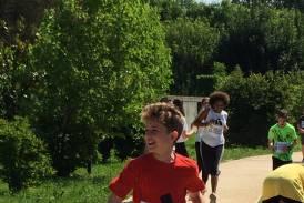 """Galleria Terminata la """"Corsa contro la fame"""": un progetto didattico solidale che unisce gli studenti di tutto il mondo"""