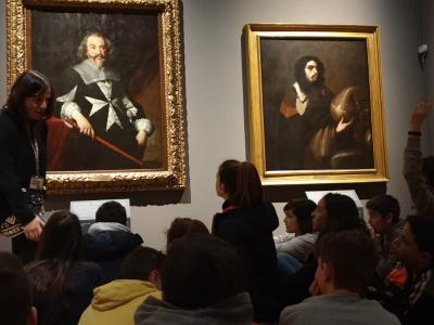 L'emozione dell'Arte: uscita didattica alla Pinacoteca di Brera.