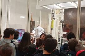 Galleria L'emozione dell'Arte: uscita didattica alla Pinacoteca di Brera.