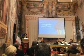 """Galleria Convegno """"Libera Scuola in Libero Stato"""": libertà di scelta educativa e finanziamento scolastico, un evento unico a Palazzo Giustiniani"""