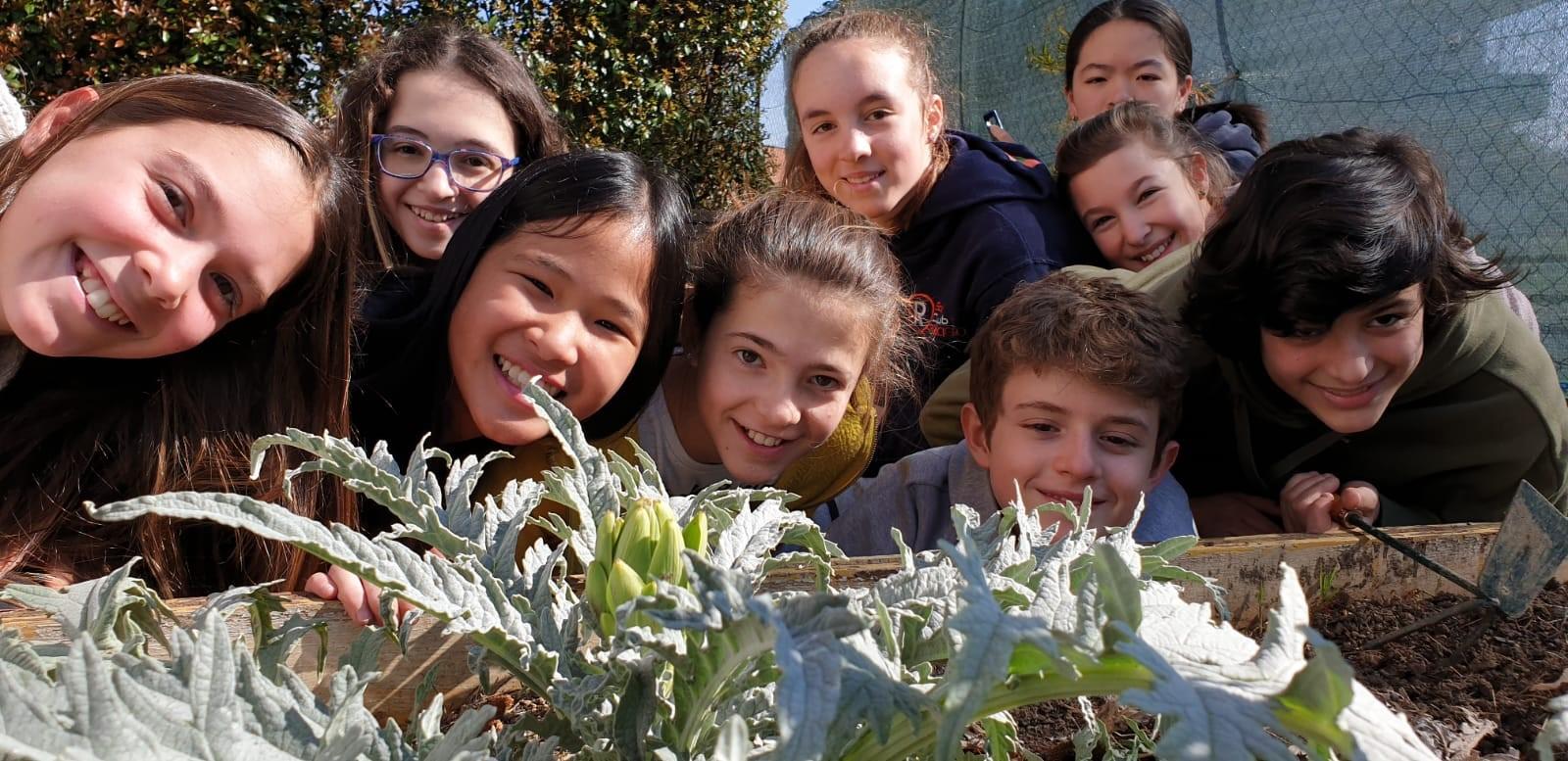 Orto scolastico: imparare, scoprire e collaborare a contatto con la natura